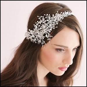 Luxury Rhinestone Bridal Hair Accessories For Wedding