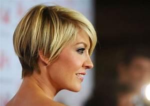 Coupe Femme Carré : coiffure carre effile court ~ Melissatoandfro.com Idées de Décoration