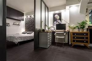 loft design contemporain bureau a domicile nice With chambre bébé design avec envoyer une rose a domicile