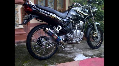 Modif Motor Scorpio by 85 Modifikasi Motor Scorpio Z Trail Modifikasi Trail