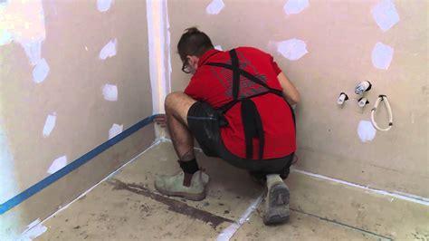 How To Waterproof Your Bathroom Floor   DIY At Bunnings