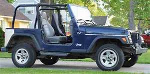 Find Used 1997 Jeep Wrangler Tj 4 Cylinder 5 Speed 4x4 4wd