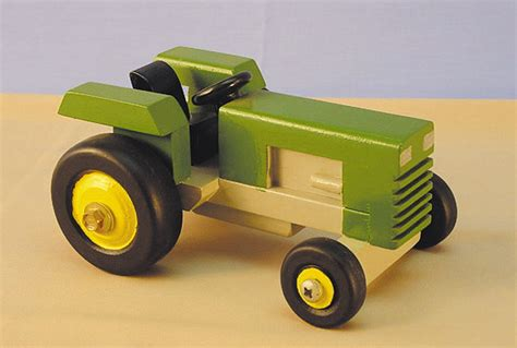 wooden toy tractor plans   build  amazing diy