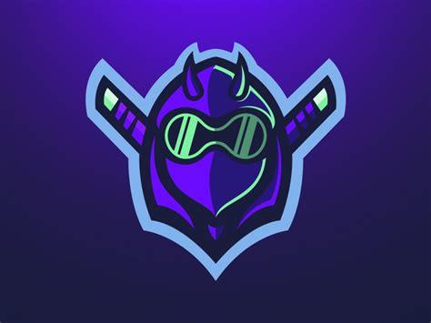 Ninja Mascot Logo By Daniel Tsankov On Dribbble