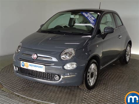 Second Fiat by Used Fiat 500 Cars For Sale Second Nearly New Fiat