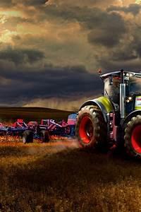 Farm tractor wallpaper | AllWallpaper.in #10045 | PC | en