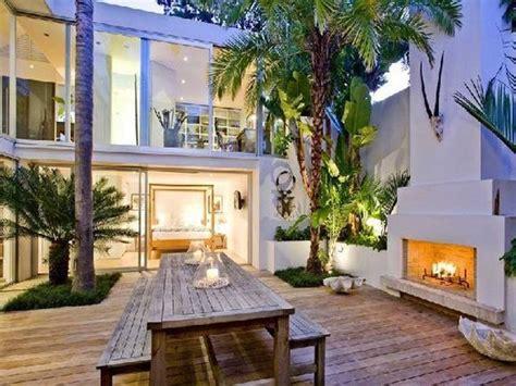 decoracion jardines exteriores minimalistas deco de