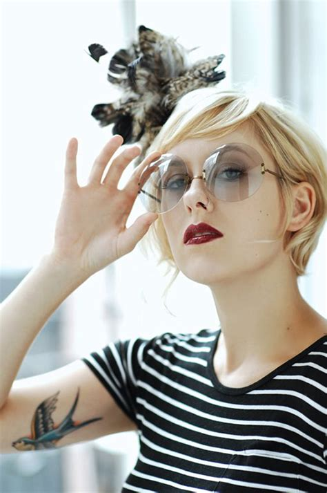 hairstyles  women  glasses hairstyles