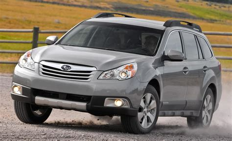 used subaru outback 2010 car and driver