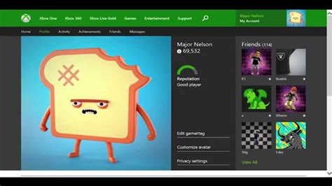 Xbox One Profile Coming To Youtube
