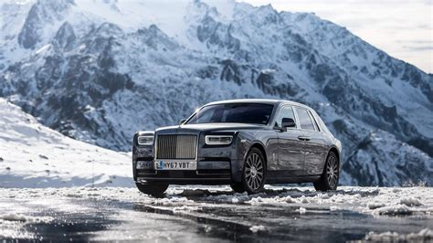 Rolls Royce Phantom 2017 4k 2 Wallpapers