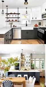 25, Gorgeous, Kitchen, Cabinet, Colors, U0026, Paint, Color, Combos