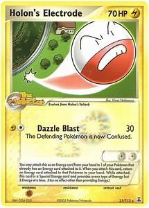 Holon's Electrode - EX Delta Species #21 Pokemon Card