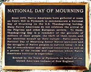 the view from here american thanksgiving a whose origins are rooted in genocide