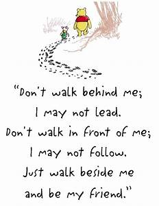 Pooh Friend Quotes. QuotesGram