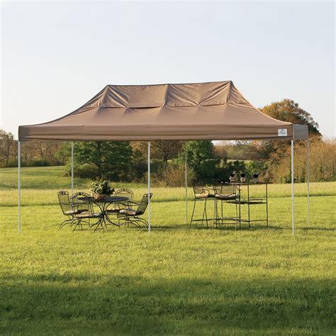 shelterlogic pop     truss pro canopy  desert bronze cover