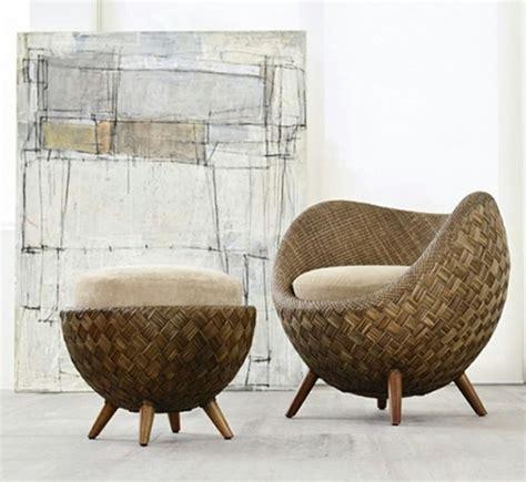 Möbel Aus Rattan by Balkon M 246 Bel Aus Rattan Coole Designer Ideen