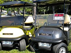 golf cart values tips  selling  buying