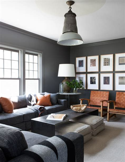 Best 25+ Charcoal Living Rooms Ideas On Pinterest  Dark
