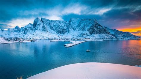 lofoten island wallpaper  desktop  full hd