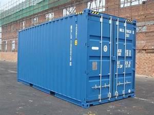 20 Fuß Container In Meter : 20 fuss high cube see lagercontainer neuwertig ~ Frokenaadalensverden.com Haus und Dekorationen