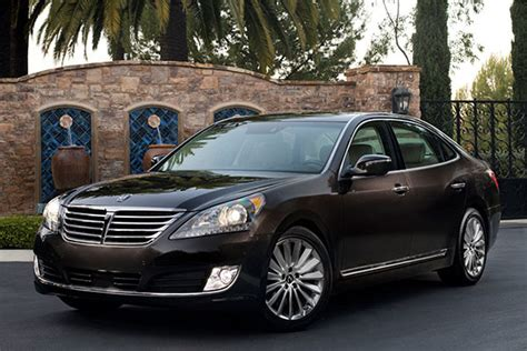 Hyundai Equus Reviews by 2016 Hyundai Equus Review