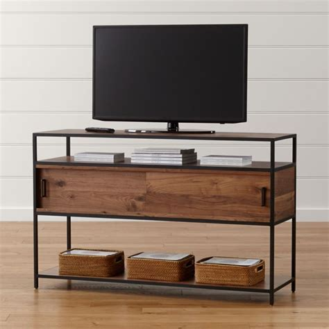 Knox Media Console   Crate and Barrel
