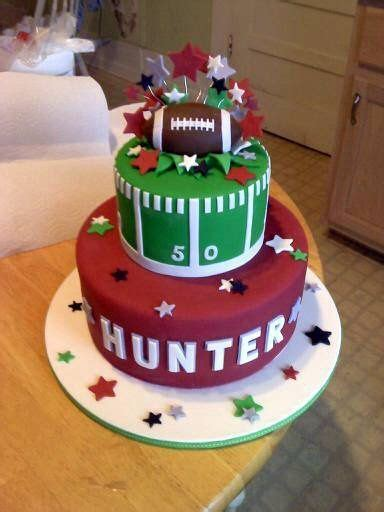 25+ Best Ideas About Football Cakes On Pinterest