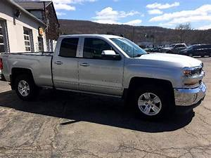 Used 2016 Chevrolet Silverado 1500 Lt Double Cab 4wd For