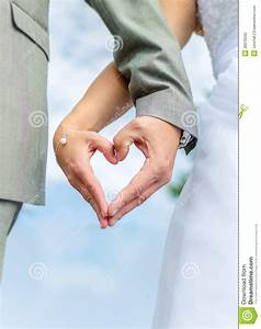 Wedding Couple Hands Royalty Free Stock Photo - Image ...