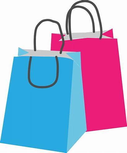 Shopping Bag Bags Clipart Transparent Tote Beg