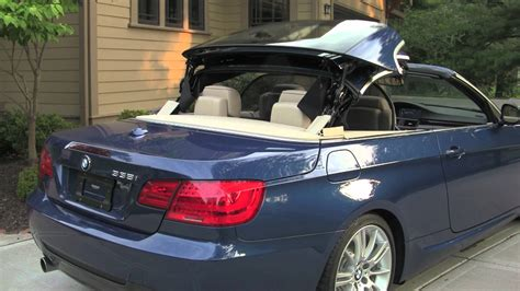 Bmw 335i Hardtop Convertible by Retractable Hardtop For 2012 Bmw 335i Convertible