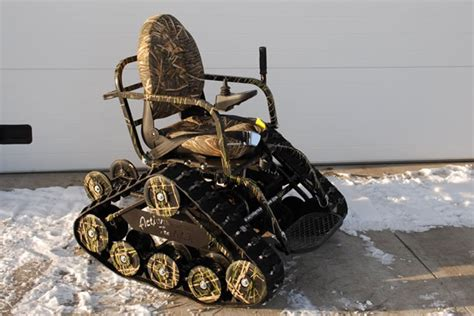 sedia a rotella la sedia a rotelle cingolata dottorgadget