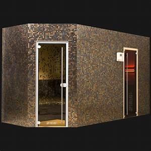 Sauna Nach Maß : luxus sauna kombination mosaik xl optirelax ~ Whattoseeinmadrid.com Haus und Dekorationen