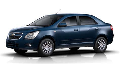 Chevrolet Cobalt (2012, Brazil, Latin America) Photo