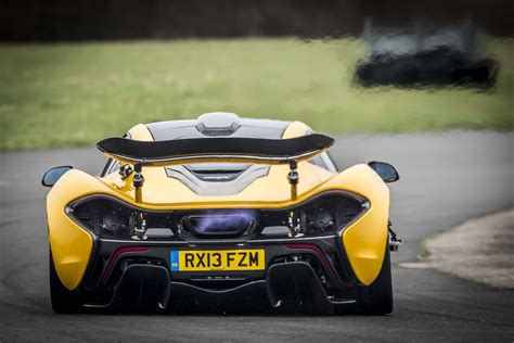 mclaren announces modern successor    codenamed