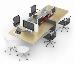 Influence creativity with smart office designs modern for Contemporary office table