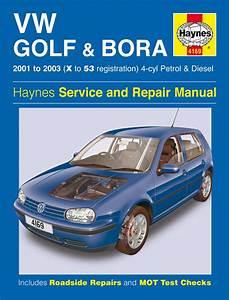 Vw Golf  U0026 Bora 4-cyl Petrol  U0026 Diesel  01