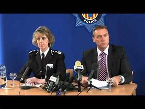 Northumbria Police press conference Wednesday - 07/07/2010 ...