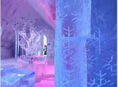 Hôtel de Glace Straight Chillin' at Québec City's Ice Hotel