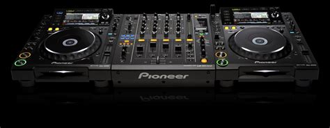 Pioneer Preparing To Sell Dj Equipment Department