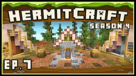 Hermitcraft 4 Minecraft Landscaping Design Ideas For A