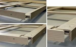 Fabriquer Tenon Mortaise : aleze sur champs 45mm chassis cle b marin beaux arts ~ Premium-room.com Idées de Décoration