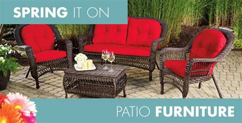 patio furniture furniture big lots