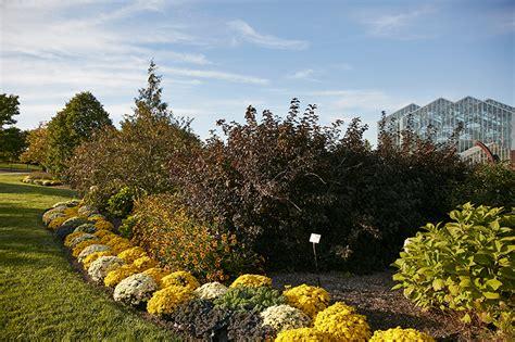Fredrick Meijer Gardens by Frederik Meijer Gardens Sculpture Park Celebrates Autumn