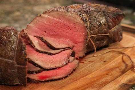 how to cook roast how to cut meat against the grain