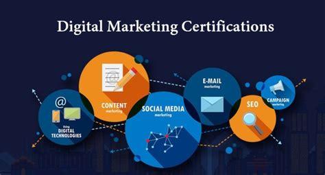 top 10 digital marketing certifications top 10 digital marketing certifications you can get in