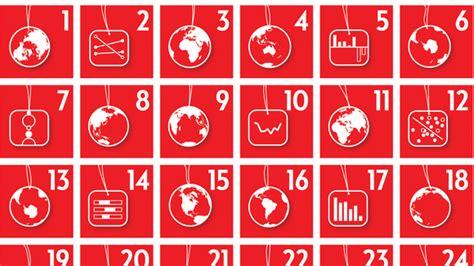 economist advent calendar christmas countdown