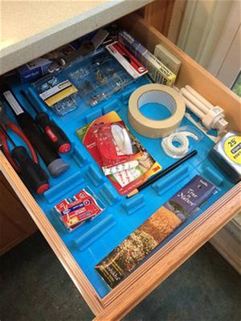 organize junk drawer ideas solutions