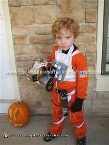 Coolest Homemade Luke Skywalker Pilot Costume